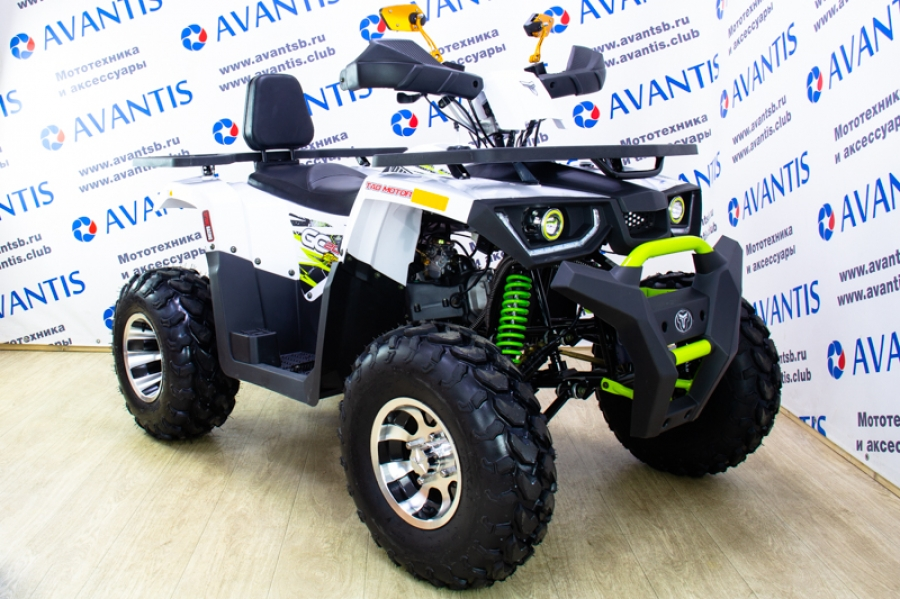 Квадроцикл Avantis Hunter 200 New Premium