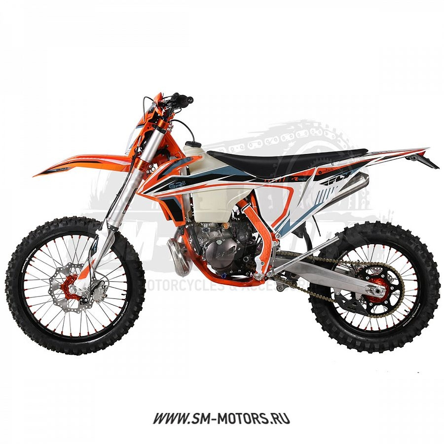 Мотоцикл GR8 T250L (2T) Enduro OPTIMUM