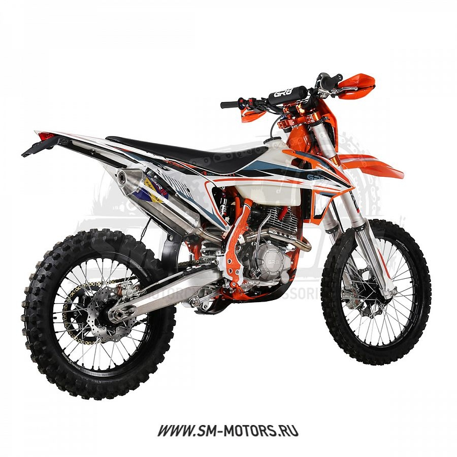 Мотоцикл GR8 F250A (4T 172FMM) Enduro OPTIMUM (2020 г.)