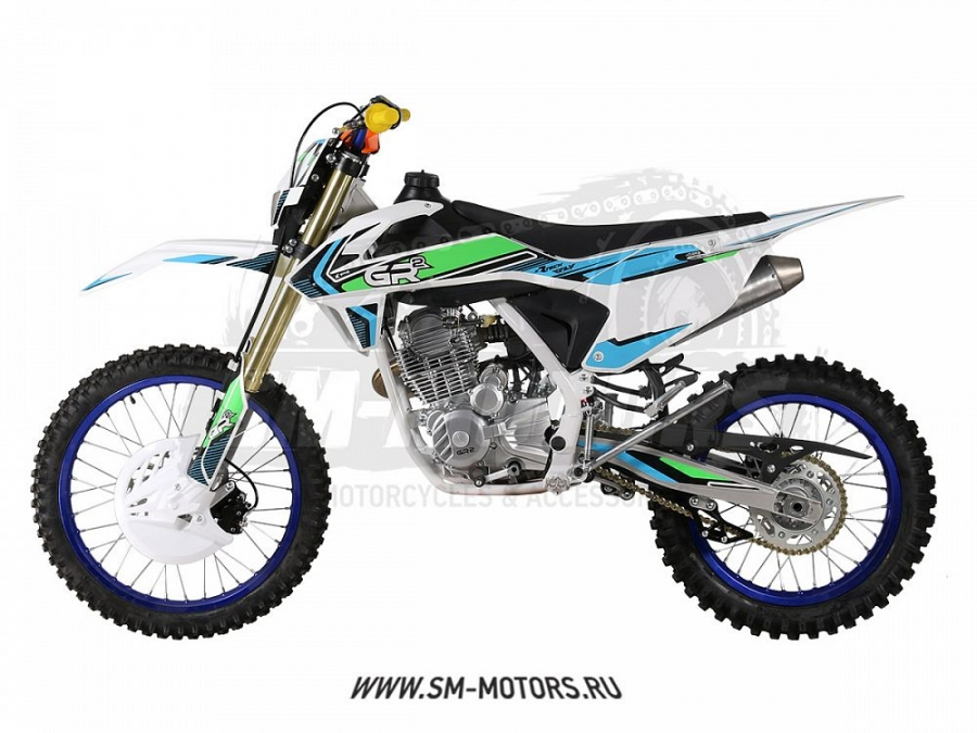 Мотоцикл GR2 250 Enduro OPTIMUM 21/18 (2020 г.)